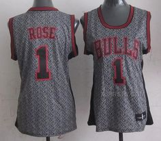 http://www.xjersey.com/bulls-1-rose-grey-snow-women-jersey.html BULLS 1 ROSE GREY SNOW WOMEN JERSEY Only 35.01€ , Free Shipping!
