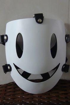 Creepy Masks, Cool Masks, Halloween Horror, Cool Halloween Masks, Happy Halloween, Mascara Anime, Chucky Horror Movie, Scarecrow Mask, Villain Costumes