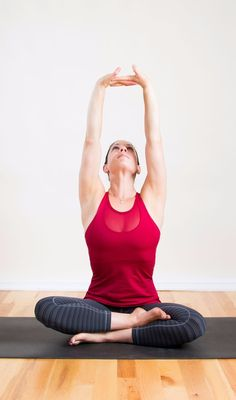 Instead of hitting the snooze button in the morning, take the extra 10 minutes to stretch.
