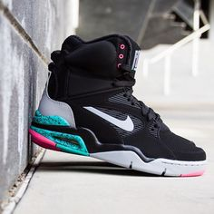 nike air command force history of internet