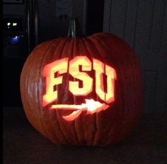 Go Noles! Halloween FSU