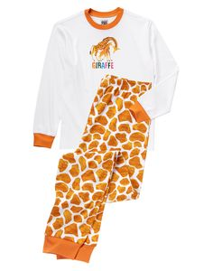 @msprisuk  Adult The World of Eric Carle™ Giraffe Two-Piece Pajamas at Gymboree