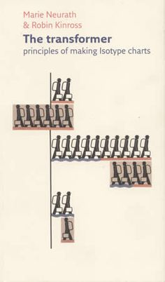The transformer: principles of making Isotype charts by Marie Neurath and Robin Kinross