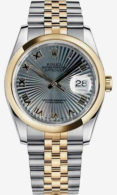 2c75c09d760 Rolex Watches Collection For Men   Rolex Datejust 36 Yellow Gold   Steel  Watch 116203 - Watches Topia - Watches  Best Lists