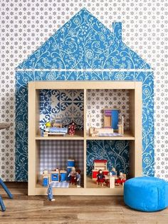 Ikea expedit  BilboPeques: decoración infantil