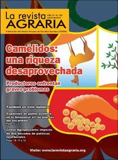 La revista Agraria (Centro Peruano de Estudios Sociales - CEPES)