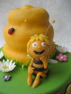 Maya de bij, maya the bee