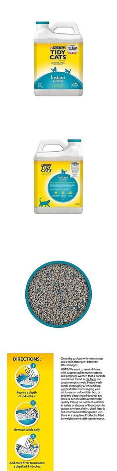 Litter 116363: Purina Tidy Cats Instant Action Cat Litter - 2 20 Lb. Jug -> BUY IT NOW ONLY: $30.87 on eBay!