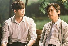 Lee jong suk ❤❤ while you were sleeping drama While You Were Sleeping, Lee Sung, Bae Suzy, Lee Jong Suk, Kdrama, Writer, People, Korean Dramas, Mens Tops