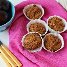 Vegan Sweet Potato and Five-Spice Muffins (gluten-free)