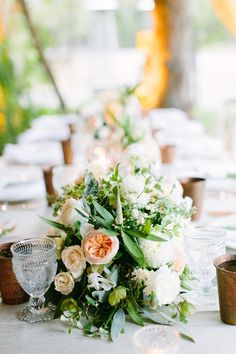 Signature Party Rentals | Wedding Inspiration | Outdoor Weeding | Party Planning | Tablescape | Decor | Design | Wedding Reception | California Dreamin'