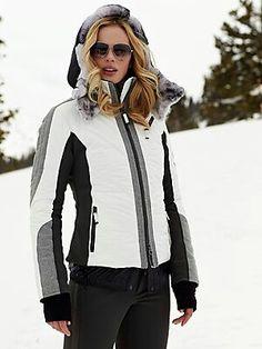 57a5891f78 Black Ski Jackets for Winter 2017-18 from Winternational