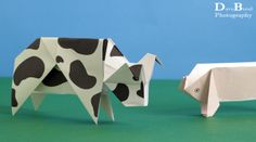 Origami Animals | Flickr: Intercambio de fotos