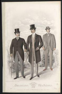 1896-1899, Plate 018 :: Costume Institute Fashion Plates