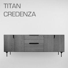 TITAN CREDENZA
