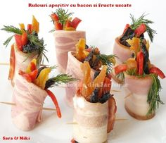 Fresh Rolls, Camembert Cheese, Bacon, Appetizers, Table Decorations, Ethnic Recipes, Food, Book Qoutes, Romania