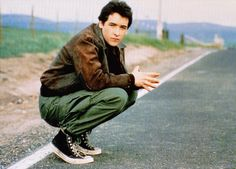 """John Cusack in """"The Sure Thing"""", USA, 1985."""