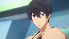 Haruka Nanase, Makoharu, Anime Manga, Anime Guys, Makoto, Free Eternal Summer, Mysterious Girl, Free Iwatobi Swim Club, Japanese Film