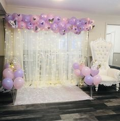 1st Birthday Party For Girls, Girl Birthday Themes, Baby Girl Shower Themes, Girl Baby Shower Decorations, Baby Shower Princess, Birthday Decorations, Butterfly Party Decorations, Birthday Ideas, Table Decorations