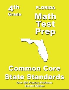 4th Grade Florida Common Core Math