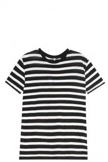 striped t-shirt by R13. Available in-store and on Boutique1.com