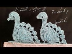 https://www.facebook.com/Puntillas-Estrella-857837350968862/?ref=bookmarks. Crochet peacock edging, border.