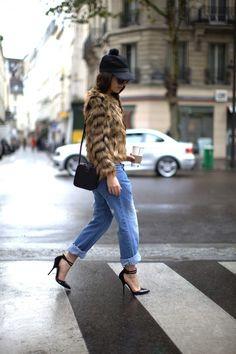 #denim #frassy #boyfriend #jeans #streetstyle