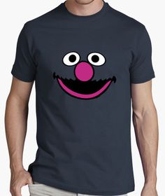 Camiseta COCO (barrio sésamo) , camisetas torotoro