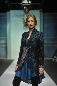 Belgrade Fashion Week. IVKO AW 2014