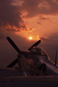 [P-51 at Oshkosh]  ... Oshkosh - that's all you have to say