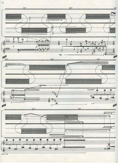 Andrzej Dobrowolski, Muzyka na Taśmę Magnetofonową i Fortepian Solo (Music for Magnetic Tape and Piano Solo), 1972. Published 1973.