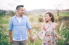 Mystical Meadows   Hong Kong Pre-Wedding   Engagement   Delightful   Love Story   Dreamy   http://brideandbreakfast.hk/2016/12/26/mystical-meadows/