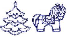 Vánoční ozdoby 5