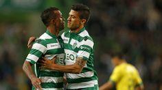 Nani e Fredy Montero Portugal, Sports