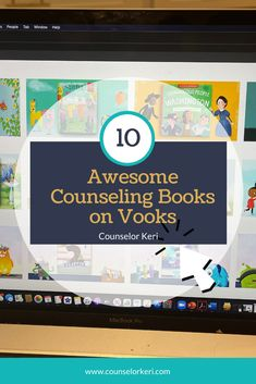 My favorite school counseling bokos on Vooks! These are great books for classroom guidance lessons, books for group counseling, books for school counseling, and great for school counseling activities! These books are easy to share for school counseling distance learning ideas or virtual school counseling lessons. Group Counseling, Counseling Activities, School Counseling, Elementary School Counselor, Guidance Lessons, Social Emotional Learning, Teaching Kids, Distance, Classroom