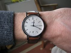 Hello, I am going to buy a classical dress watch, for office. Which one Antea would you recommend for wrist cm? Stowa, Expensive Watches, Watch Brands, Style Guides, Preppy, Gentleman, Watches For Men, Stuff To Buy, Accessories