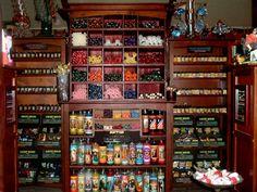 Hoodoo Magick Rootwork: Hoodoo supplies and paraphernalia at the Lucky Mojo Curio Company.