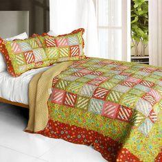 Paradise Ranch Quilt Set (Full/Queen Size)