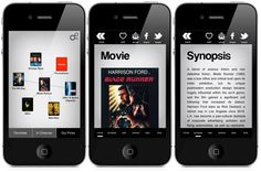 Discovr Movies (iPhone, iPad)