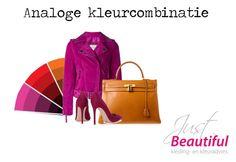 """Analoge kleurcombinatie"" by justbeautiful on Polyvore featuring mode, Lanvin, Hermès en Gianvito Rossi"