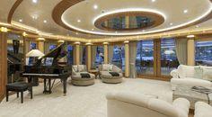quatroelle yacht interior