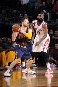 Cleveland Cavaliers v Houston Rockets