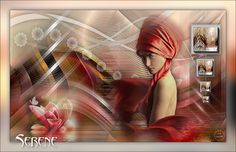 ASDwebdesigns - Serene - Original- by erotische-pspcreaties