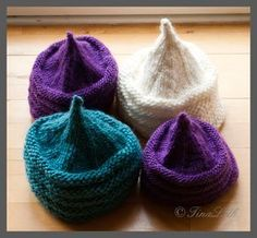 Morsbutik - et krea univers: Hue. free pattern in Danish Baby Knitting Patterns, Crochet Pattern, Free Pattern, Knit Crochet, Bonnet Hat, Knit Fashion, Hobbies And Crafts, Pretty Outfits, Pretty Clothes