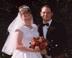 Jimmy and Nicole June 16, 2000.