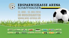 Fussball WM 2014 - Public Viewing in Zürich, Basel, Bern, Luzern Basel, Public, Lucerne, Switzerland
