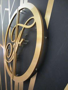 FASTSIGNS® of Vancouver, BC has custom sign and banner solutions to fit any need for your entire business. Hotel Reception, Reception Ideas, Metal Signage, Signage Display, Simple Signs, Fairmont Hotel, Lobby Design, Brushed Metal, Creative Thinking