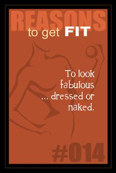 365 Reasons to Get Fit - #014