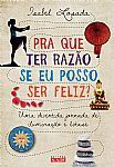 The beautiful cover of the Brazilian copy of 'The Battersea Park Road to Enlightenment' at a place where - if you speak Portuguese - you can buy it. :-)