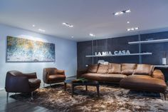 #LaMiaCasa #TuttoPelle #Muebles #Interiorismo #Piel